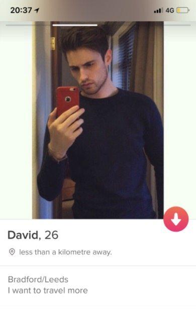 Good Tinder Bio for guys