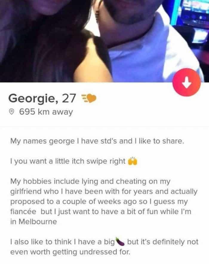 I have STDs and I like to share