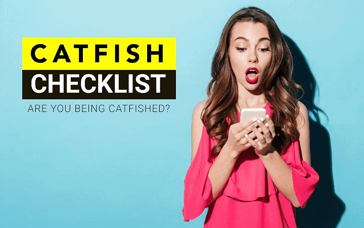 7 signs that you are being cat fished on Tinder.