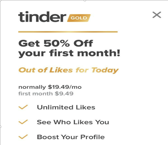 """The """"See Who Likes You"""" feature helps you know who likes you before you make a swipe."""