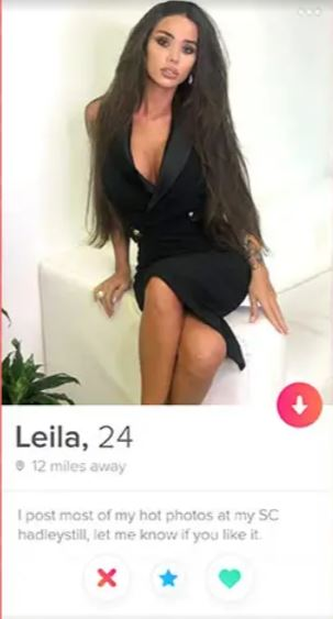 Fake Tinder profiles are still on the rise.