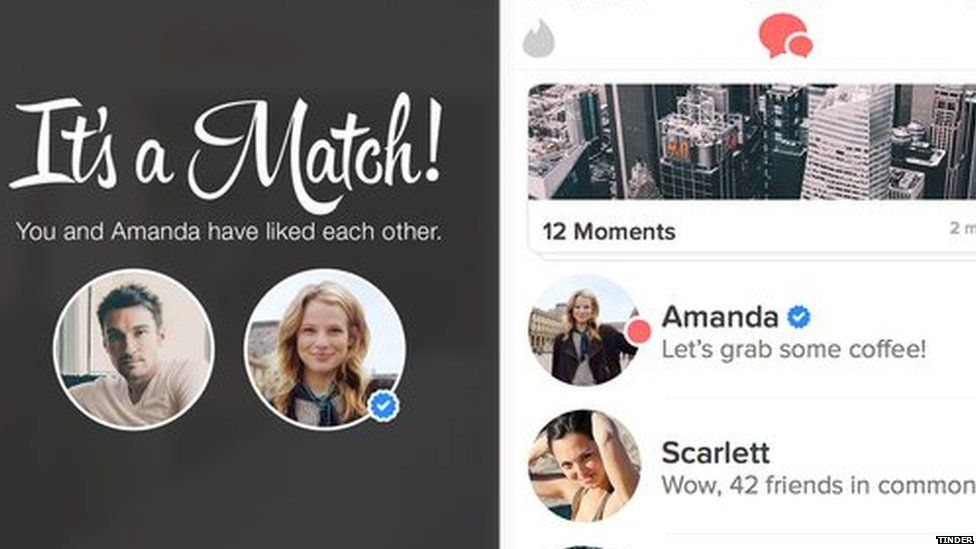 A Tinder account lacking that blue tick is not a celebrity. Beware!