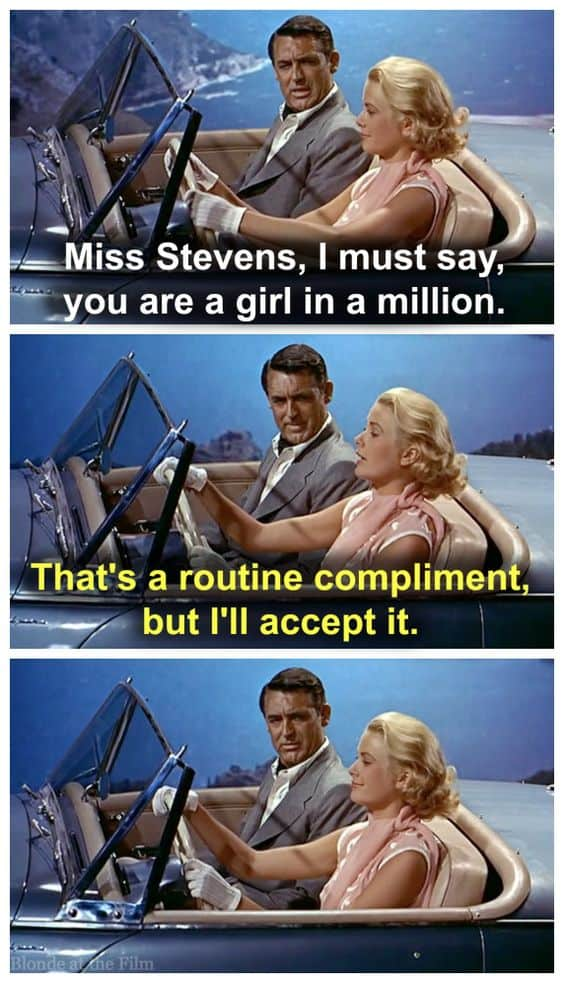 Compliment Example