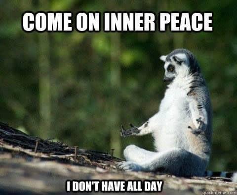 Tinder Etiquette Inner Peace